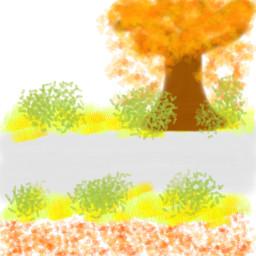 fall tree leaves autum challenge dcautumn