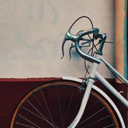 madewithpicsart bicycle wall