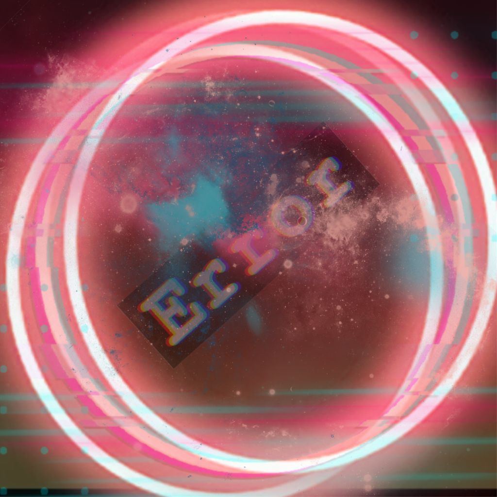 #red #circle #error #redgalxy #galaxy #3d #lightblue  #freetoedit