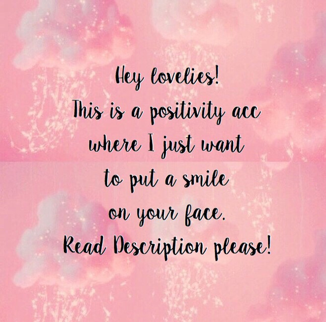 Hey loves! @heatherc6767 here. I wanted to start this account because there is so much negativity, haters, stealers, and more on this app that I feel the need to balance it out with some positivity! So basically if you ever need to talk, my dms are open and if you ever just need someone to tell you that it's going to be ok, I'm here for you. You can literally talk to me about anything, good or bad. I'm just here to listen and give advice. I'm also going to do an ask @heatherc6767 series where you guys can ask for advice about any issues you may be having. More on that later, right now I just want to say hi and that my dms are always open. Ily!  xoxo, @heatherc6767 🖤✨  #freetoedit