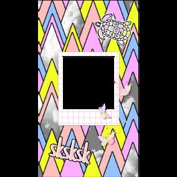 funimate squareborder vsco funimatesticker polaroid freetoedit