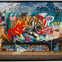 freetoedit riseup graffiti surreal freeyourmind
