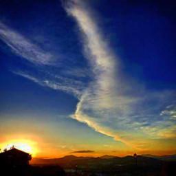 nubesdecolores nubesguapas cloudysky fotomovil picsarteditor