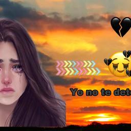 chica llorando igual corazonesrotos freetoedit