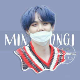 minyoongi yoongi bts kpop edits editkpop suga sugabts yoongibts picsart freetoedit