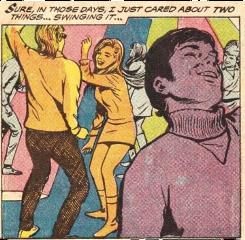 comicbook comic 60s dancing vintage freetoedit
