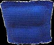 blue crop top bluetop bluecrop freetoedit