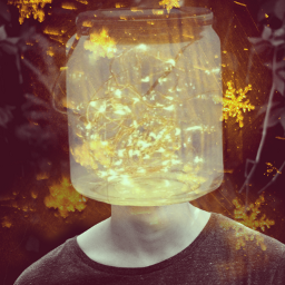 freetoedit madewithpicsart jar headswap surreal