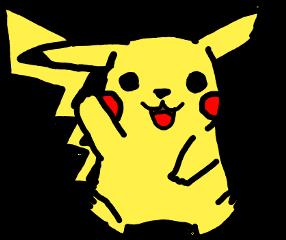 pikachu pikachukawaii pokemon pikawaii freetoedit