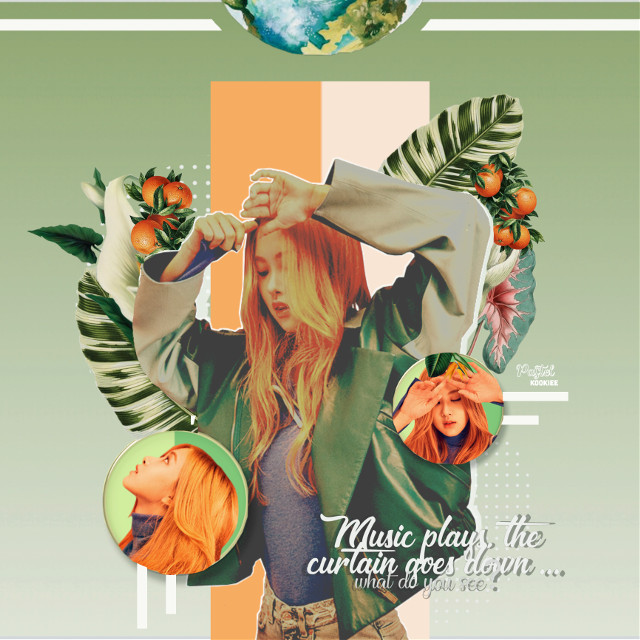 🌿🍊 13K 🍊🌿  Another milestone my cuties!i honestly cant express my love to all of you and how much u all mean to me, its been almost a year on picsart!im so exited that ive been able to share my strange edits,and i love the fact that u guys think they are cute😂 anyways i hope you like my rose nature edit, and have a great week my cuties,again thank you!  —- bye. This edit was made using picsart and css gradient (credits ro owners of stickers) All right reserved @pastel_kookiee   Tags : #rose #roseblackpink #blackpink #roseedit #blackpinkedit #rosepark #parkrose #chaeyoung #chaeyoungpark #kpop #kpopidol #kpopedit  #freetoedit