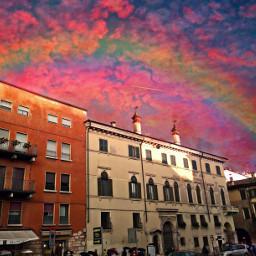 freetoedit verona italy colorfulsky house