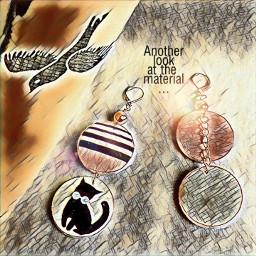 artwork art artist earrings earringsdesign