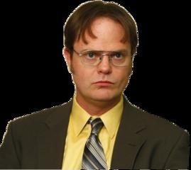 dwight theoffice office mood freetoedit