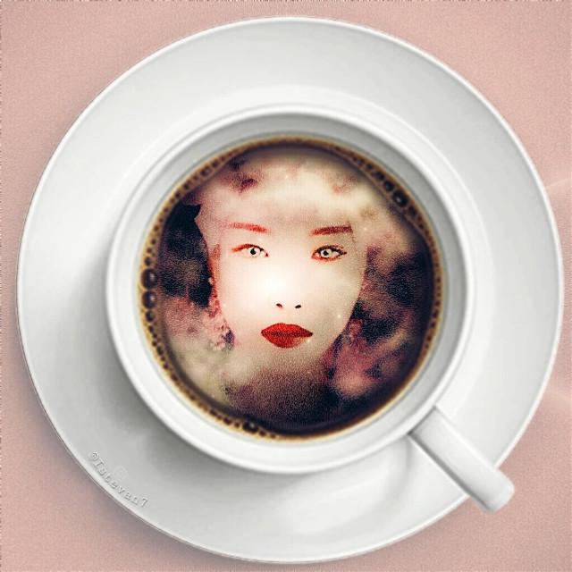 #tazza #tazzina #caffè #myedit #madewithpicsart #portrait #artistic #picsart #dubleexposure @picsart