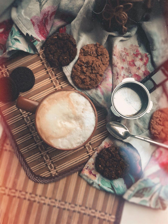 #dinner #morning #autumn #september #coffeetime