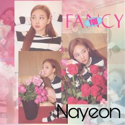 nayeon imnayeon twice fancyyou jypent freetoedit