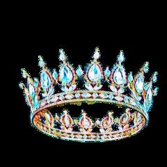 crown colorfull aesthetic idk fun freetoedit