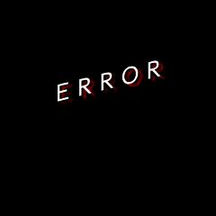 error black glitch sad freetoedit