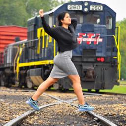 galaxybrush trains girl woman illinois