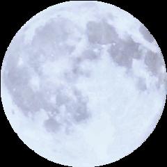 freetoedit moon luna pastel blue