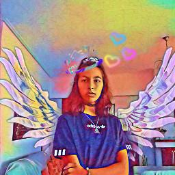 freetoedit angelwings angelcrown