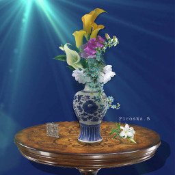 stilllife myedit edited flowers vase freetoedit