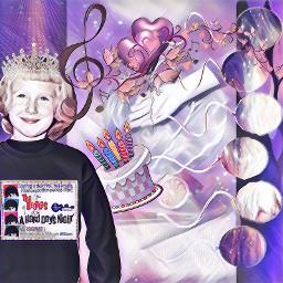 ircmeringuepie meringuepie freetoedit birthdaycake purple