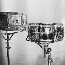 freetoedit drums snare pcblacknwhite blacknwhite