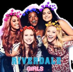 riverdale riverdalegirls freetoedit