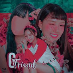 gfriend kpop edit portadaamino