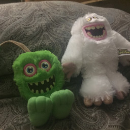 freetoedit mysingingmonsters furcorn mammot plush