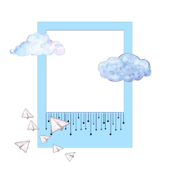 complex complexediting blue clouds aesthetic freetoedit