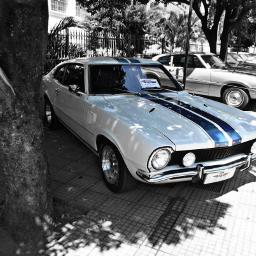 ford maverick hot car ss