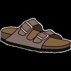 birkenstock shoe vsco freetoedit