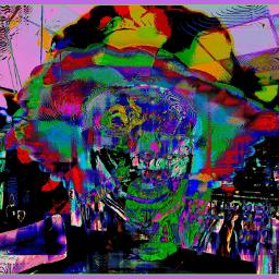 photography glasshead hat flower charityshop