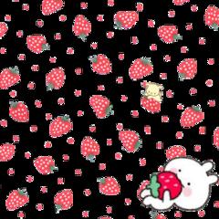 strawberry freetoedit strawberrybackground background interesting