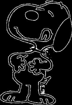 snoopy peanuts charliebrown mysticker freetoedit