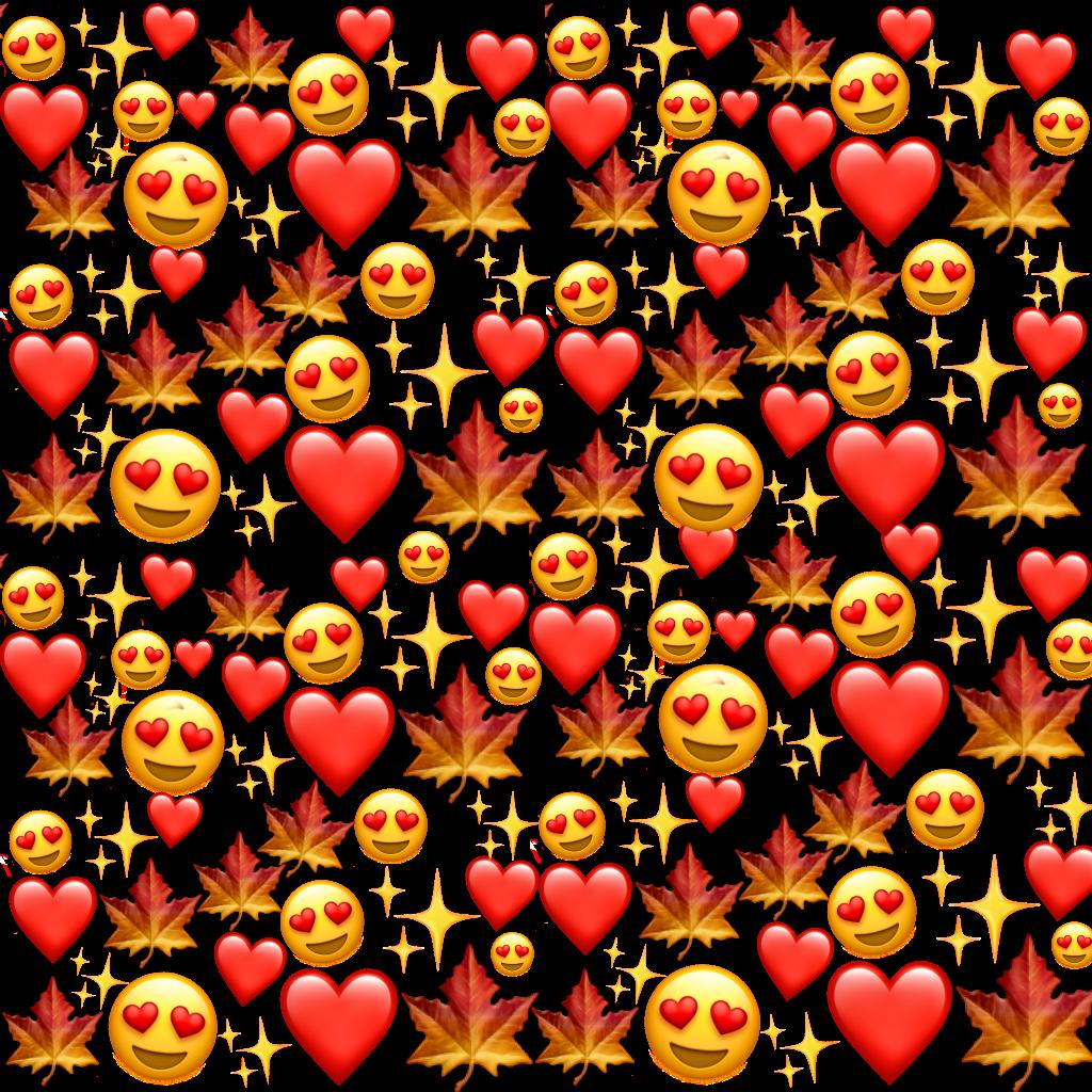 фотки со смайлами сердечками официальным фото