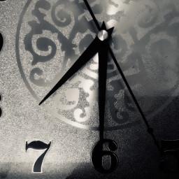 mashaallah clock tictok timetravel time pcblacknwhite