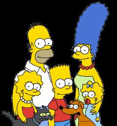 freetoedit familia family simpsons homerosimpsons