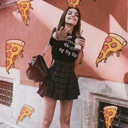 freetoedit pizza🍕 tumblrphoto pizza