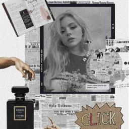 freetoedit vintage beauty black
