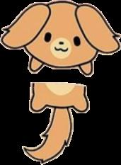 dog plushie gacha gachalife freetoedit
