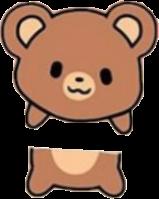 bear plushie gacha gachalife freetoedit
