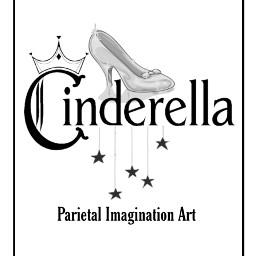 cinderella logo design tshirt production