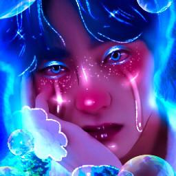 1kfourelements taehyung manipedit kpop kpopedit