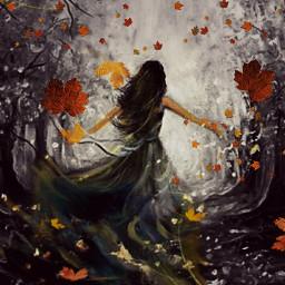 freetoedit madewithpicsart picsart colorsplasheffect autumnleaves srcautumncolors