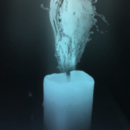 candle water fantasy fantasyart madewithpicsart freetoedit