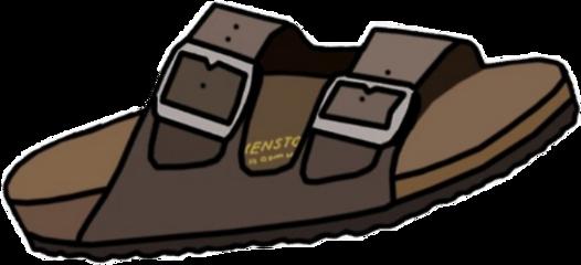 vsco sandal shoe girly sticker freetoedit