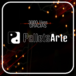 3000 likes pallets pallet palets